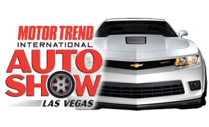Model Motor Trend International Auto Show Las Vegas - Car show in vegas today