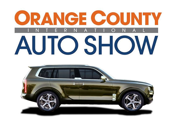 Orange County International Auto Show