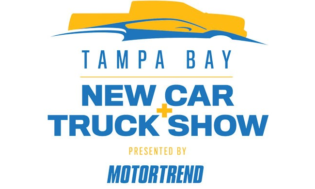 Model Tampa Bay International Auto Show - Tampa convention center car show